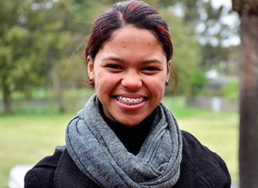 Alumni: Faadia Langeveldt