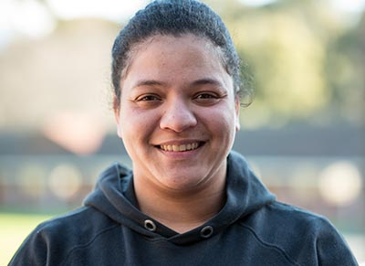 Alumni: Kayla Pretorius