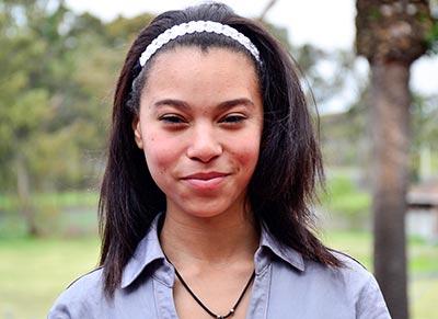 Alumni: Monicha Rooks